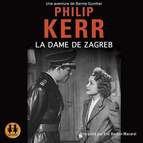 La dame de Zagreb cover art