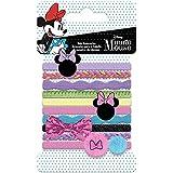 Set 10 gomas pelo de Minnie Mouse
