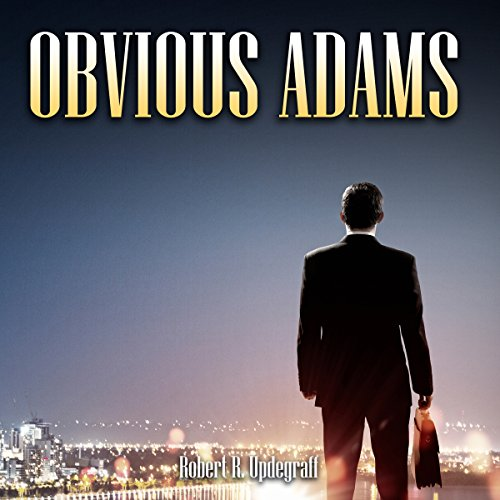Obvious Adams audiobook cover art