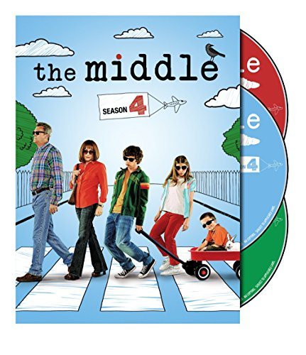 Middle: Complete Fourth Season [DVD] [Import]