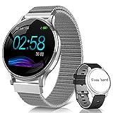 NAIXUES Smartwatch, Reloj Inteligente IP67 Pulsera Actividad Inteligente...