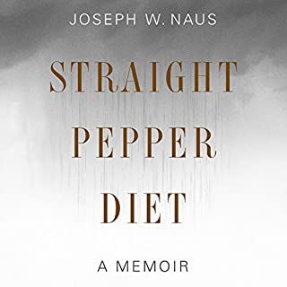 Straight Pepper Diet audiobook cover art