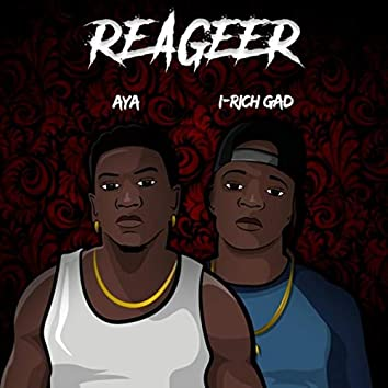 Reageer (feat. I-Rich Gad)