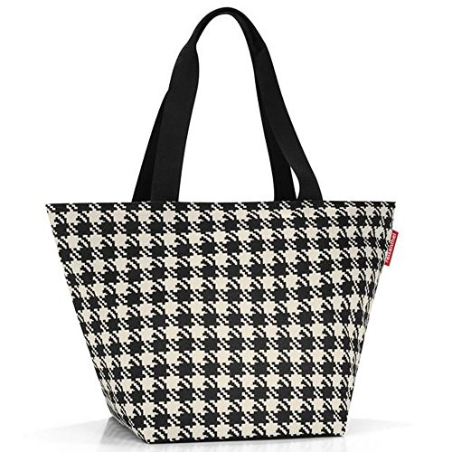 reisenthel shopper M fifties black Maße: 51 x 30,5 x 26 cm / Volumen: 15 l