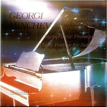 Georgi Minchev – Selected Works