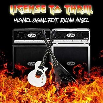 License to Thrill (Instrumental) [feat. Julian Angel]