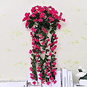 Artificial Flowers Yiting Flower dyed flowers decorated with plastic simulation rhododendron