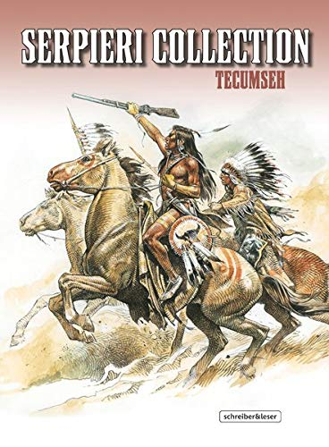 Serpieri Collection – Western: 4. Tecumseh