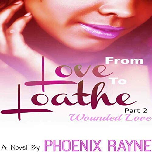Wounded Love audiobook cover art