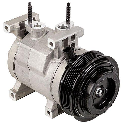 AC Compressor & A/C Clutch For Jeep Wrangler JK 3.6L Pentastar V6 2012 2013 2014 2015 2016 2017 2018 - BuyAutoParts 60-03534NA New