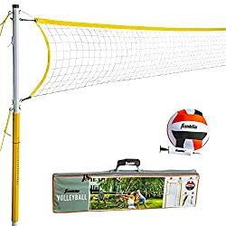 best top rated backyard volleyball set 2021 in usa
