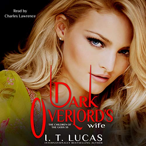 Dark Overlord's Wife Audiobook By I. T. Lucas cover art