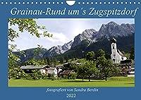 Grainau - Rund um´s Zugspitzdorf (Wandkalender 2022 DIN A4 quer): Sommerbilder rund um Grainau, Garmisch-Partenkirchen (Geburtstagskalender, 14 Seiten )