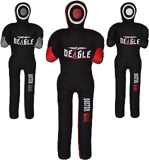 DEAGLE MMA Doctor Bane MMA Grappling Submission Dummy Wrestling BJJ Judo Karate Punching Bag - UNFILLED