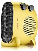 Calentador eléctrico de la estufa - Uso vertical / horizontal - Protección contra sobrecalentamiento y chimenea de baño silenciosa que ahorra energía - Hogar sin calentador de incendios (2000w)