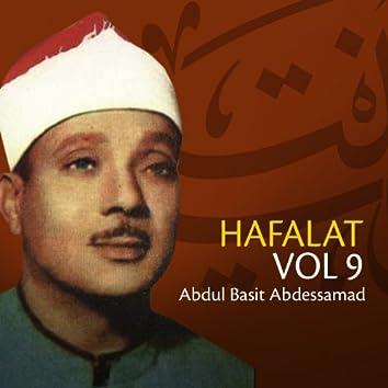 Hafalat, Vol. 9 (Quran - coran - islam - récitation coranique)
