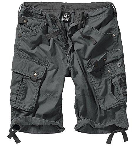 Columbia Mountain Shorts anthrazit - L