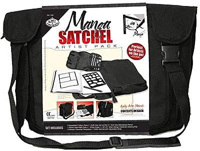 Royal & Langnickel Manga Satchel Artist Pack