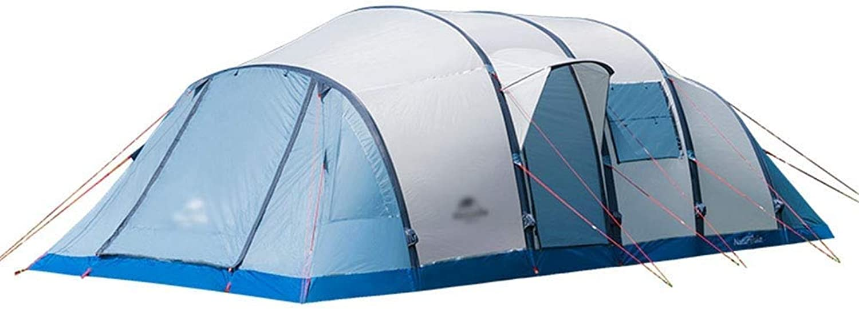 LEMONCOFFEE Strandzelt Outdoor Camping Zelt 8-10 Menschen übergroen Ultraleicht Tragbare Falten Sonnencreme wasserdichte Familie Freunde Urlaub Party Reise Strand Picknick Park Rasen