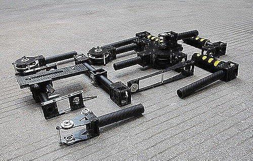 bienvenido a comprar Mango GOWE DSLR DSLR DSLR cámara de 3ejes cardán sin escobillas de carbono, estabilizado soporte   gran venta