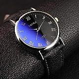 PLTyfsail Yazole - Reloj de cuarzo para hombre, reloj de pulsera de cuarzo