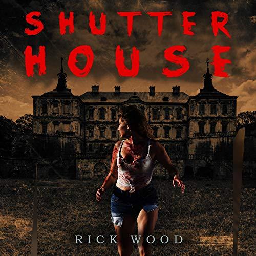 Shutter House cover art