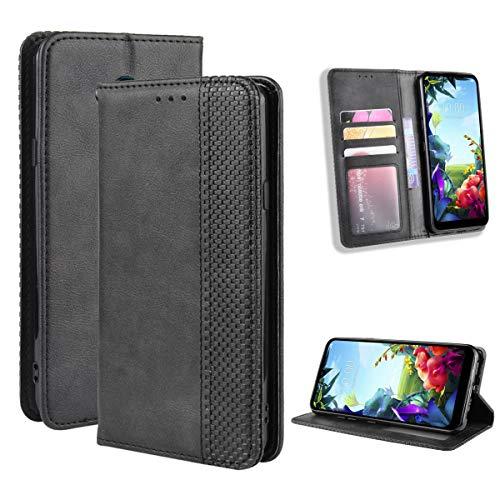 Gift_Source Xiaomi Black Shark 3 Pro Hülle, [Schwarz] Dünne PU Lederhülle Standfunktion Schutzhülle Brieftasche Hülle Handytasche mit Kreditkartenhaltern für Xiaomi Black Shark 3 Pro (7.1