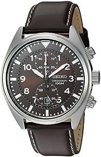 Seiko Mens SNN241 Stainless Steel Watch