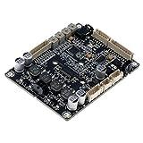 2 x 30 Watt Class D Audio Amplifier Board Stereo Dual Channal w DSP Audio Digital Signal Processor ADAU1701 DC 10-24V Input Voltage