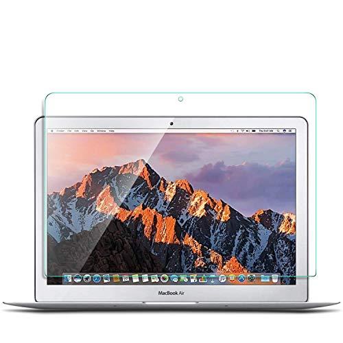 Schutzfolie für Huawei MateBook 13,Rounded Corners 2.5D, 9H Härte, gehärtetes Glas Display Schutzfolie für Huawei MateBook 13 Zoll Laptop [1 Stück]