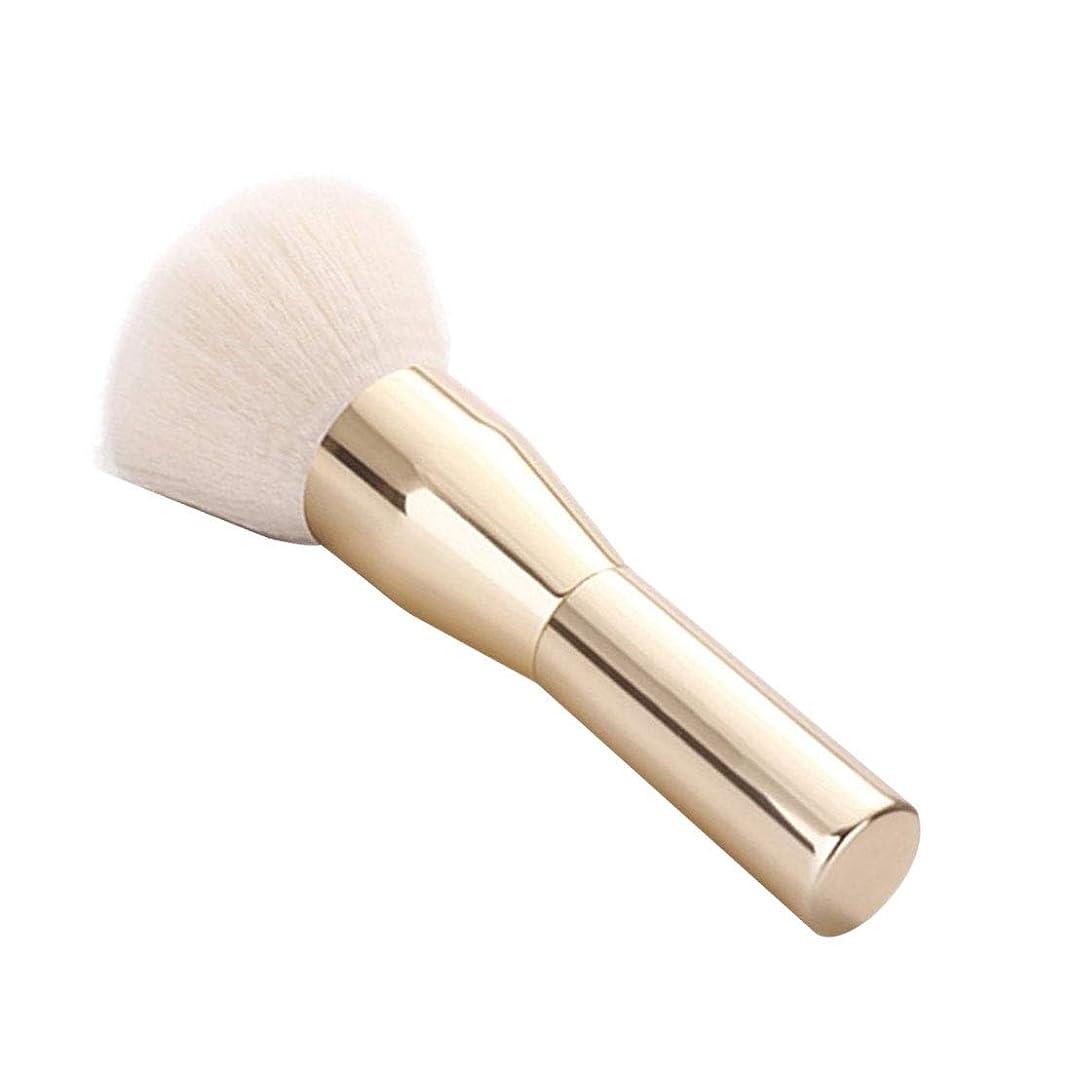 終了しました椅子明るくする大 化粧品 化粧ブラシ ブラシレス 柔らかいブラシ 特化 化粧ブラシ 最新の2019 ローズゴールド 粉 ブラッシュブラシ