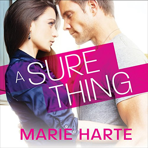 A Sure Thing audiobook cover art