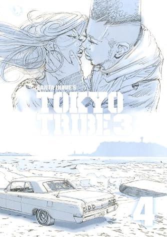 TOKYO TRIBE3 4 (バーズコミックスデラックス)