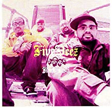 Kinkynasti - Five Deez CD