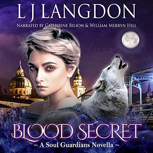 Blood Secret: A Soul Guardians Novella Titelbild