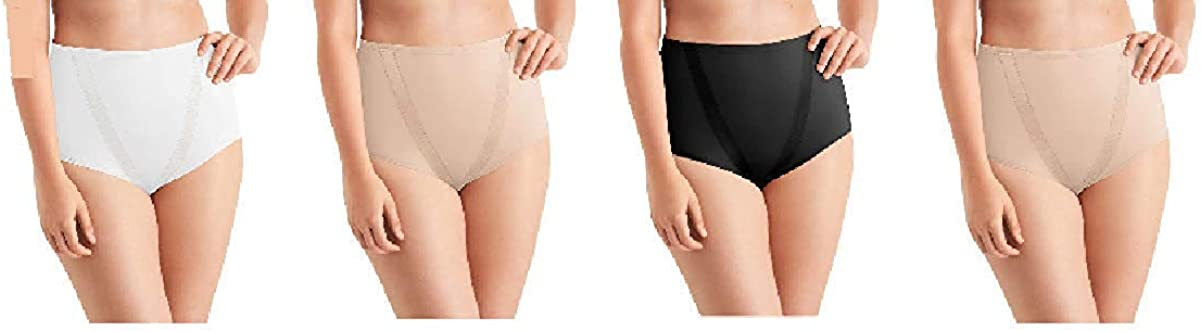 Maidenform Flexees Tummy Control Toning Full Briefs Size XL 9 Colours NEW