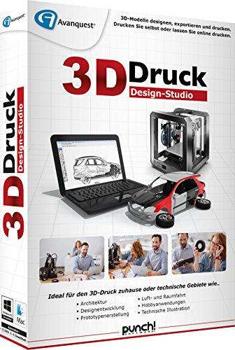Avanquest -   3D-Druck