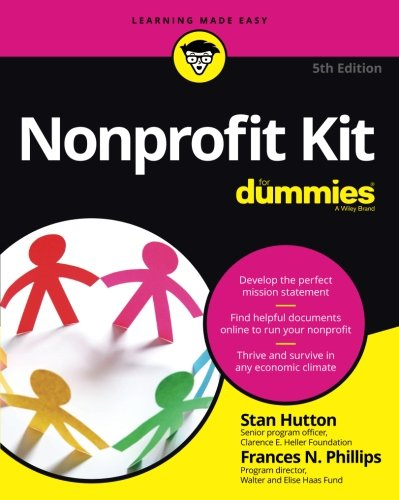 Nonprofit Kit FD 5e (For Dummies)