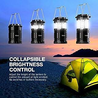 Vont 2 Pack LED Camping Lantern للبيع