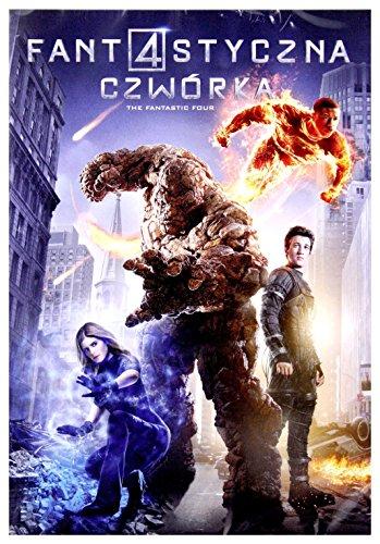The Fantastic Four [DVD] [Region 2] (IMPORT) (Keine deutsche Version)