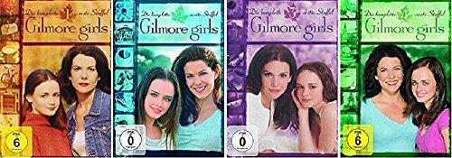Gilmore Girls Staffel 1-4 (1+2+3+4) [DVD Set] Starter Set