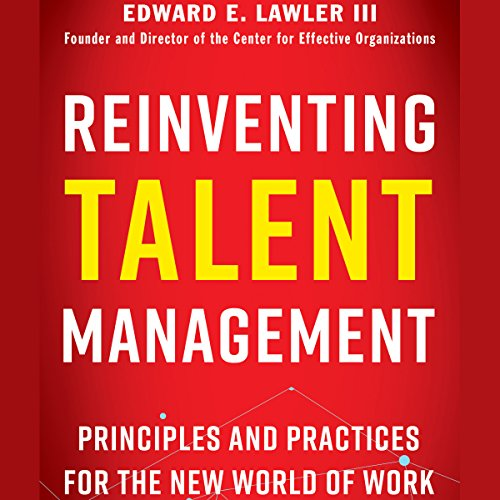 Reinventing Talent Management audiobook cover art