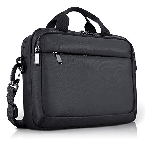 "NAVISKAUTO Universal 10.1"" Messenger Bag Carring Case for All 7""-10.1"" Portable DVD Players, Laptops/Notebook/ebooks/Kids Tablet/Pad"