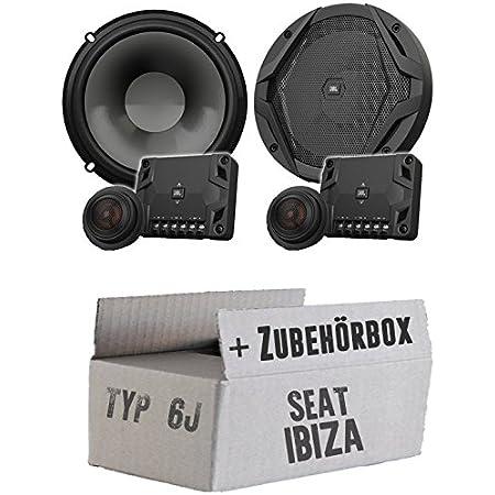 Jbl Gx600c 2 Wege 16cm Lautsprecher System Einbauset Für Seat Leon 2 1p Just Sound Best Choice For Caraudio Navigation