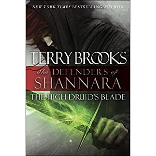 The High Druid's Blade cover art