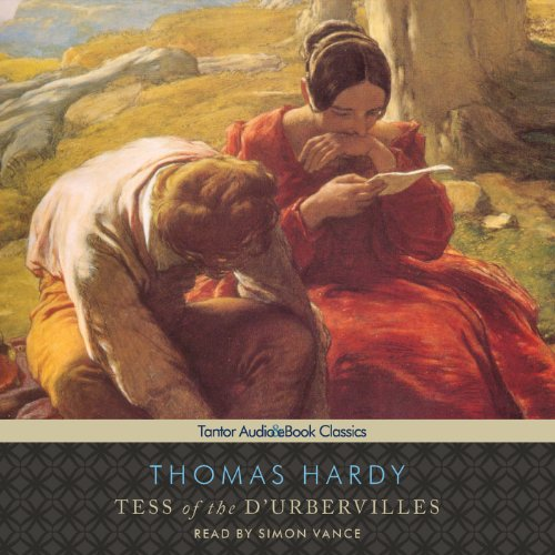 Tess of the d'Urbervilles cover art