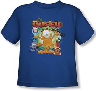 Garfield - - The Show Camiseta para niños pequeños en el Real