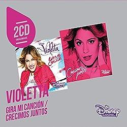 2cd Originaux: Violetta-Hoy Somos Más/Gira Mi Canción