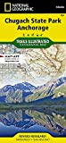 Chugach State Park, Anchorage (National Geographic Trails Illustrated Map (764))