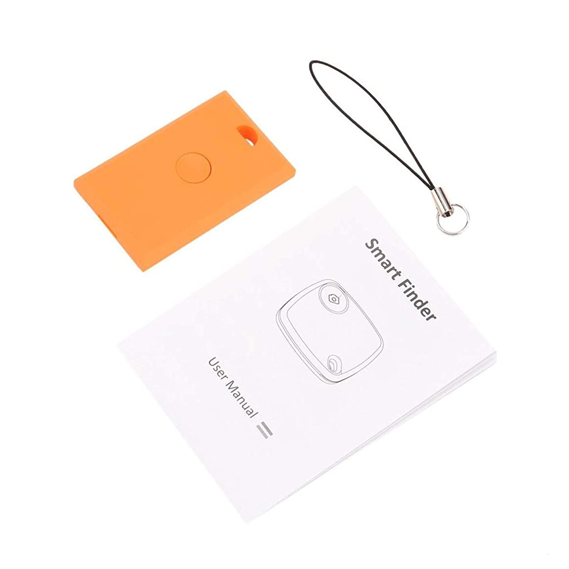 Bluetooth Smart Finder Locator Tracker Alarm Wireless Anti-Lost Sensor Remote Selfie Shutter for Kids Wallet Keys Phone y54879621097